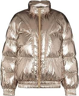 ISABEL MARANT ÉTOILE Luxury Fashion Womens MA059219A074E08MZ Bronze Down Jacket | Fall Winter 19
