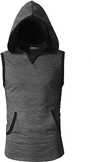 Best sleeveless hoodie gym wear Reviews