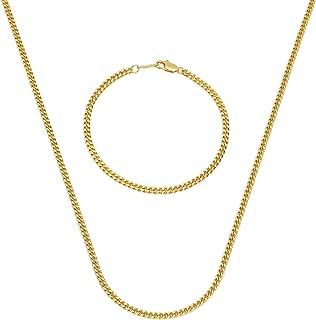Best chain bracelet mens gold Reviews