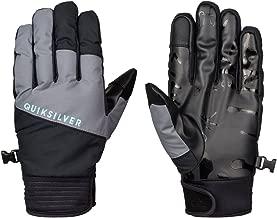 Quiksilver Men's Method Snowboard Ski Gloves