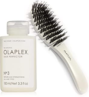 Olaplex Number 3 Hair Perfector 100 ml with Olaplex Hair Brush set