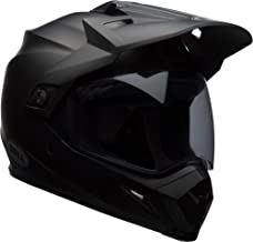 Bell MX-9 Adventure MIPS Dirt Helmet (Matte Black – Large)