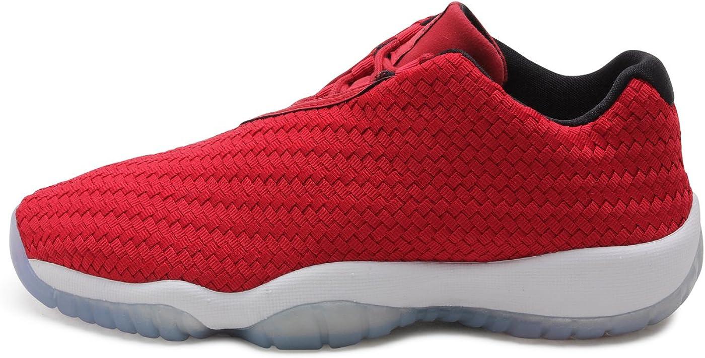 Jordan Future Low BG Gym red/White/Black 724813-601