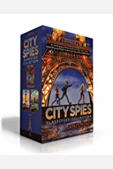 City Spies Classified Collection: City Spies; Golden Gate; Forbidden City Hardcover