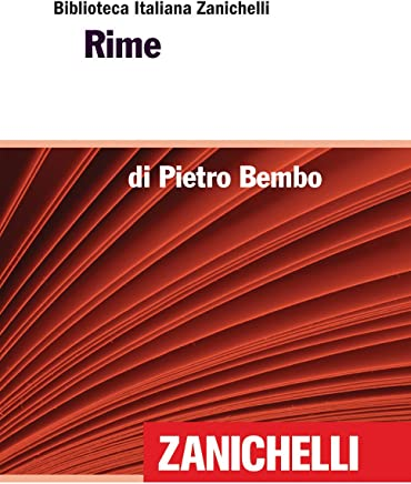 Rime (Biblioteca Italiana Zanichelli)