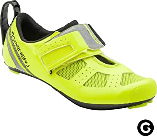 Men's Tri X-Speed III Triathlon Cycling Shoes for Racing and Indoor Biking, Compatible with Major Road and SPD Pedals