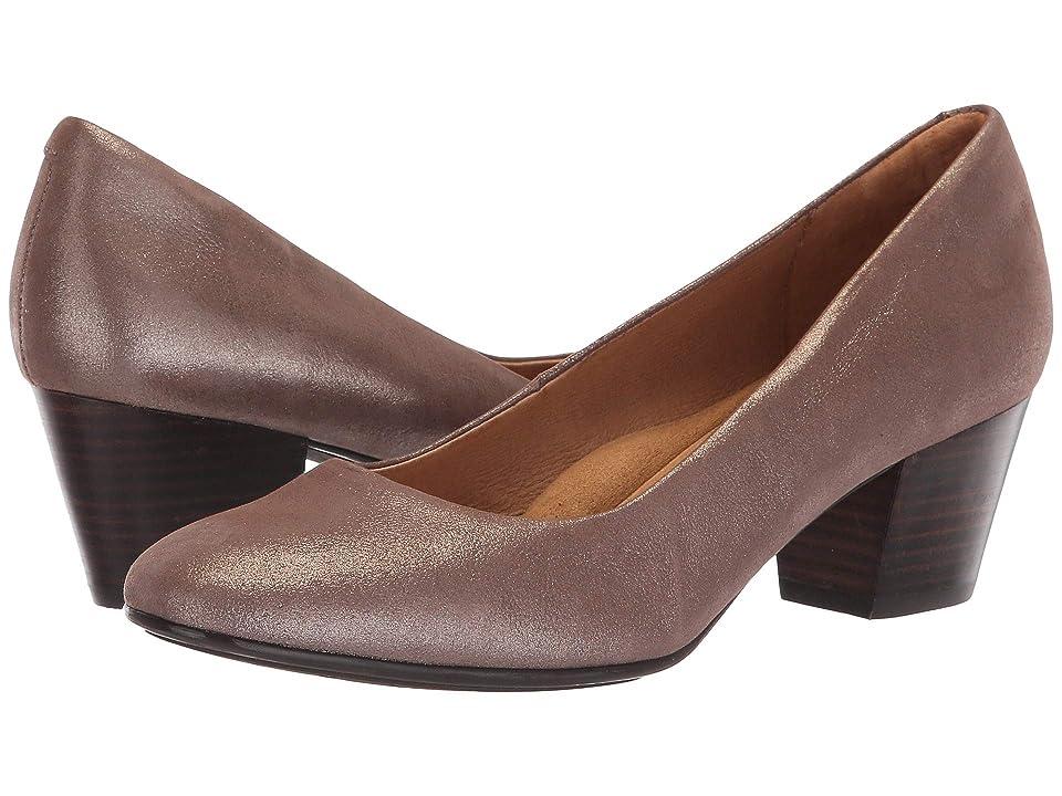 Sofft Lindon (Metallic Taupe Spirit Metallic) High Heels