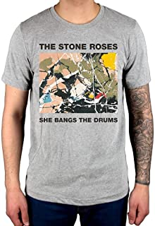 Official The Stone Roses She Bangs The Drums T-Shirt