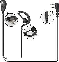 BLVL Ear Hook Earphone Headset Earpiece for ICOM IC-F3001 F4001 F4011 F4023 IC-F4021 IC-F3021 Portable Radio
