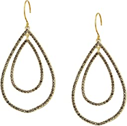 Vera Bradley - Whisper Links Double Earrings