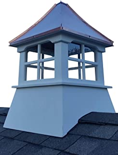 Accentua Charleston Cupola, 24 in. Square, 39 in. High