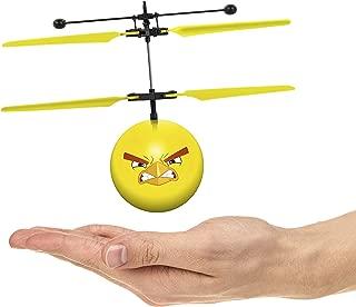 Rovio Angry Birds Movie Chuck IR UFO Ball Helicopter Angry Birds Movie Chuck IR UFO Ball Helicopter