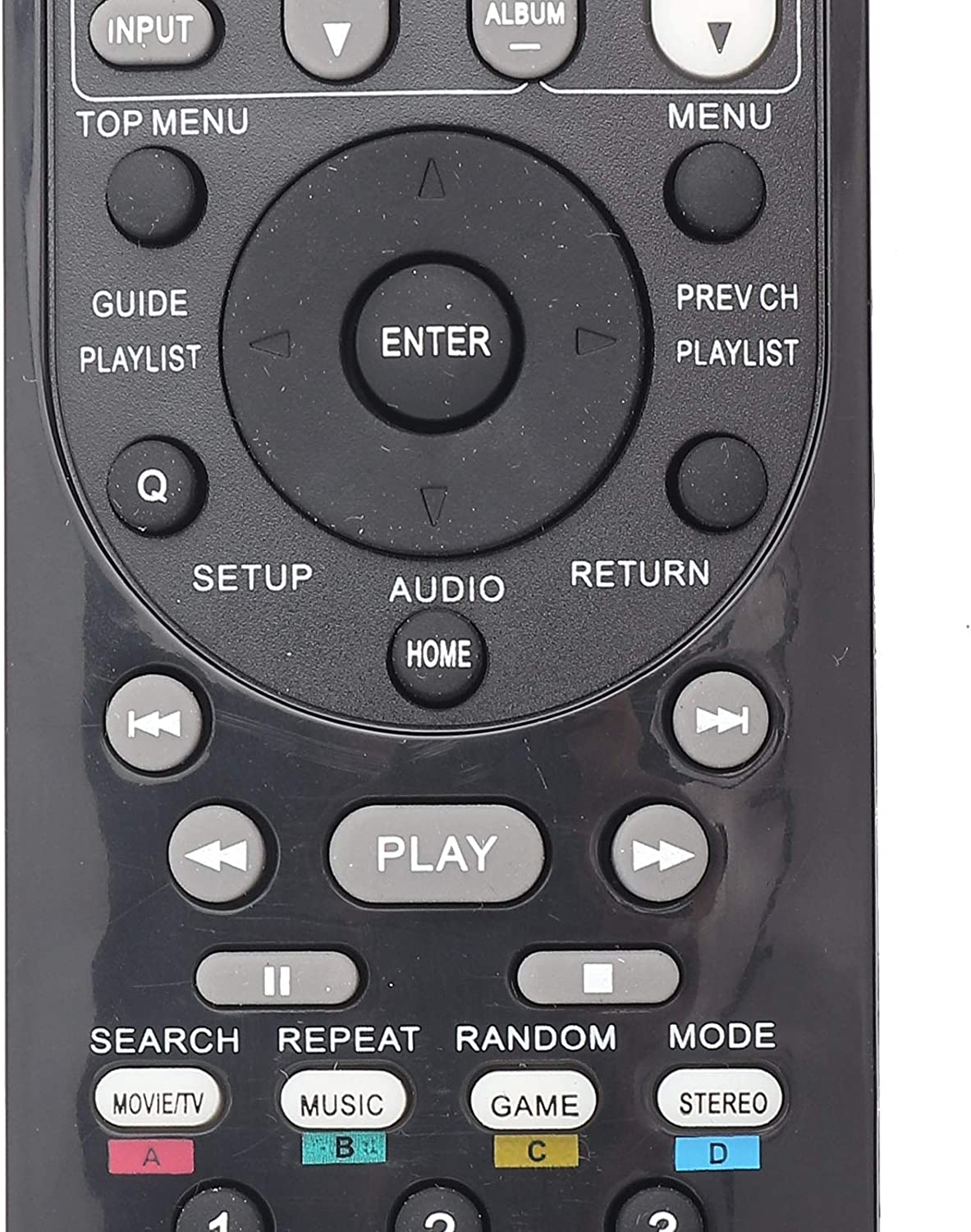 Emoshayoga Courier shipping free shipping Remote Elegant Control Controller Video Compatible with Audio