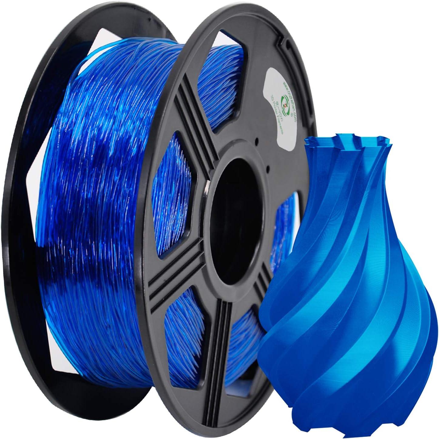 TPU Filament 1.75mm YOYI Max 64% OFF Max 61% OFF 3D Flexible Printer