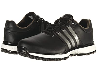 adidas Golf Tour360 XT Spikeless (Core Black/Iron Metallic/Silver Metallic) Men