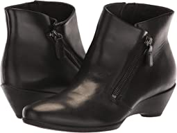 Sculptured 45 Bootie w/ Zip