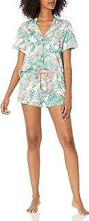 PJ Salvage Women's Loungewear Playful Prints Pajama Pj Set