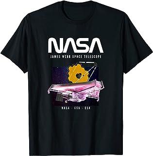 James Webb JWST Télescope spatial T-Shirt