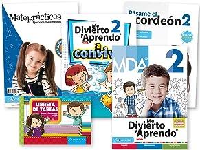 Me Divierto y Aprendo 2 Español PKT B