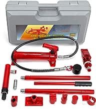 XtremepowerUS Hydraulic Porta Power Auto Body Frame Repair Kit (10 Ton or 4 Ton)