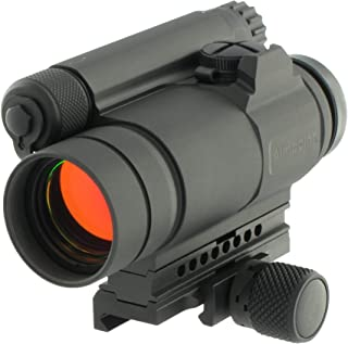 Aimpoint CompM4 Red Dot Reflex Sight with QRP2 Mount, Spacer, Rubber Bikini Lens Covers - 2 MOA - 11972