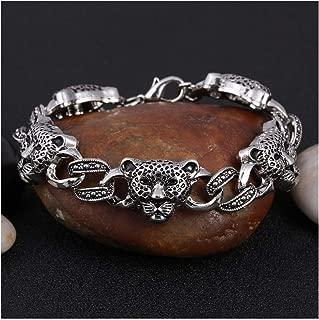 Stainless Steel Bracelets Men Scorpion Charms Men Bracelets Punk Man Bracelets & Bangles Wristband