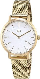Tommy Hilfiger Gold Mesh Ladies Watch - 1782043