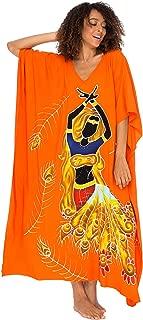 Back From Bali Womens Long Maxi Caftan Dress Loose Women Empowerment