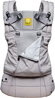 LILLEbaby The Complete All Seasons SIX-Position, 360° Ergonomic Baby & Child Carrier, Stone - Cotton