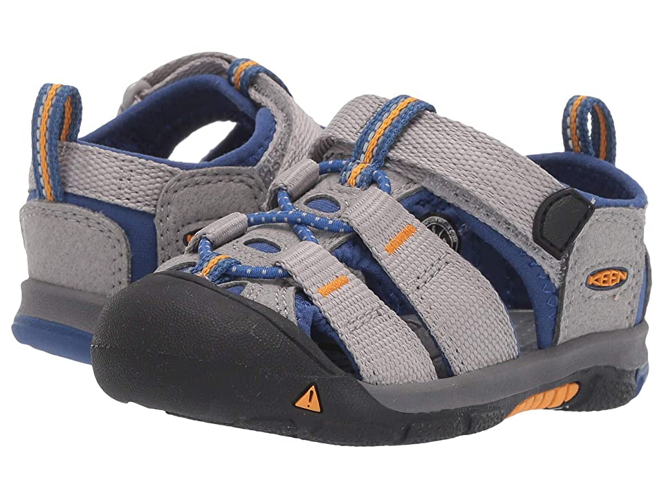 Keen Kids Newport H2 (Toddler) (Paloma/Galaxy Blue) Kids Shoes