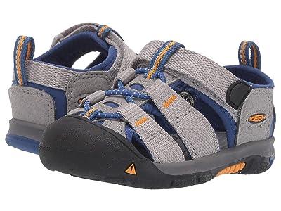Keen Kids Newport H2 (Toddler) (Paloma/Galaxy Blue) Kids Shoes