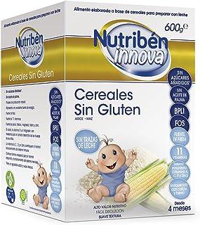 Nutribén Papillas Innova Cereales Sin Gluten Desde Los 4