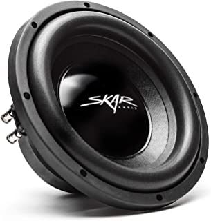 "Skar Audio IX-10 D2 10"" 400 Watt Max Power Dual 2 Ohm Car Subwoofer"