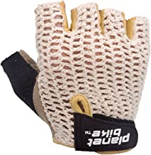 retro cycling gloves leather