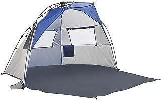 Lightspeed Outdoors Quick Cabana Beach Tent Sun Shelter (Renewed)