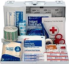 کمک های اولیه برای اولین کمکی Pac-Kit Contractor's First Aid Kit، Case Metal، 3.61 پوند