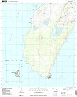 YellowMaps Halalii Lake HI topo map, 1:24000 Scale, 7.5 X 7.5 Minute, Historical, 1989, Updated 2001, 28.4 x 24 in