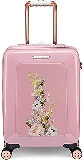 Ted Baker Hardside 21-Inch Lightweight Carry-On Spinner, Elegant Pink (Pink) - TBW0103-004