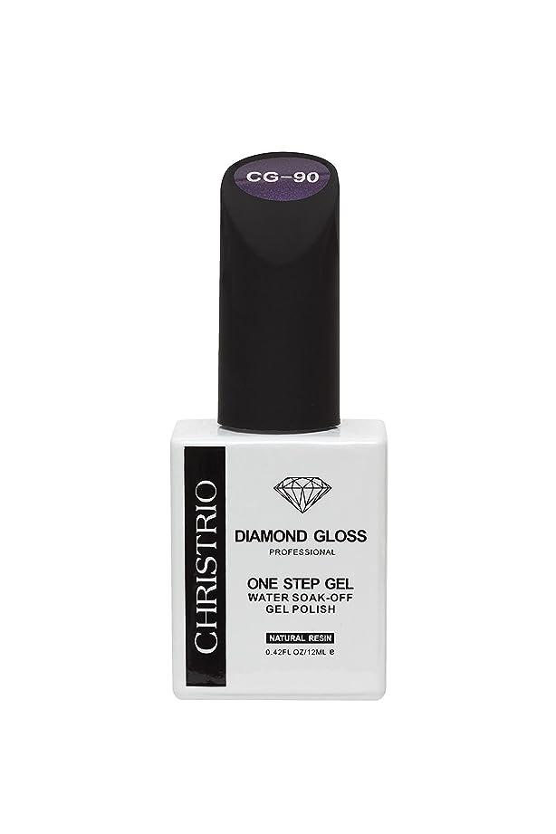 中絶上ピースCHRISTRIO DIAMOND GLOSS 12ml CG-90