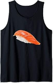Salmon Sushi Tank Top