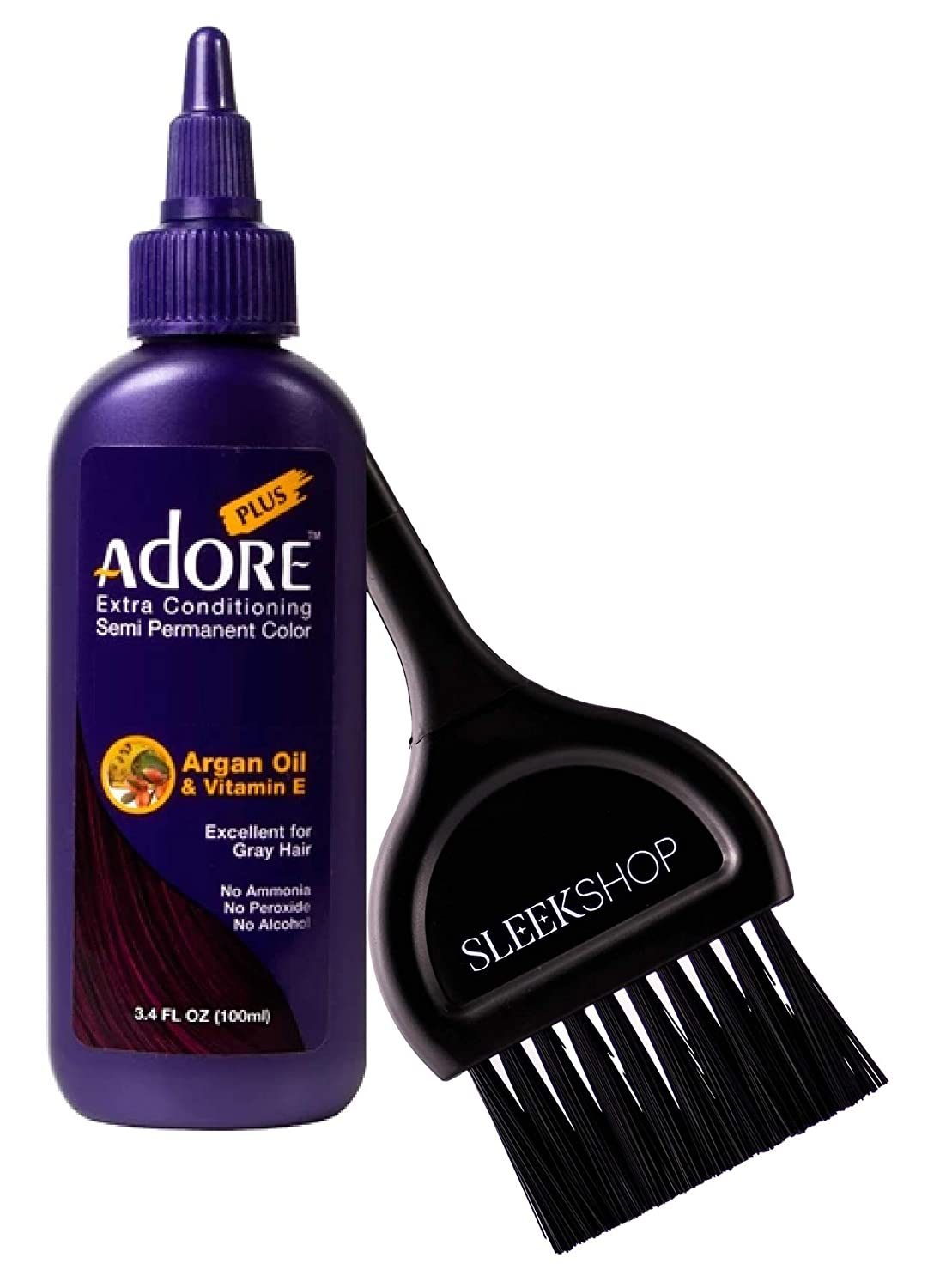 ADORE Creative Max 52% OFF Image Financial sales sale Shining Hair STYLIST Color SEMI-PERMANENT