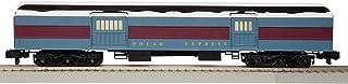 Lionel 644130 アメリカンフライヤー ポーラーエクスプレス バゲッジカー Oゲージ ブルー レッド ホワイト ブラック