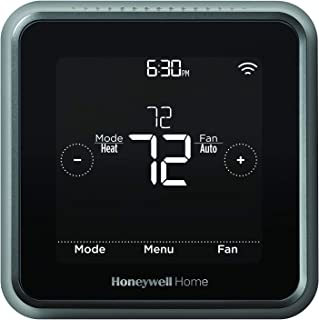 Honeywell Home RCHT8612WF T5 Plus Wi-Fi Touchscreen Smart Thermostat with 7 Day flexible programming and Geofencing Techno...
