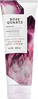 Bath and Body Works Rose Quartz Soothing Body Cream 8 Ounce
