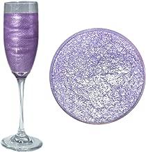 Purple Beer & Beverage Glitter | 4 Gram Jar | Edible Food Grade Beer Glitter, Cocktail Glitter & Beverage Glitter from Bakell