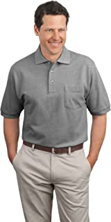 Port Authority K420P Pique Knit Polo