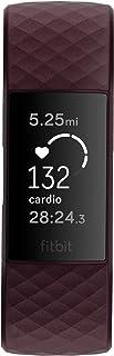Fitbit Charge 4 Avancerat träningsarmband med inbyggd GPS och upp till 7 dagars batteritid, Rosewood
