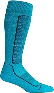 Wmns Ski+ Light OTC - Ski+ - Calcetines de Lana Merina para la Pantorrilla Mujer