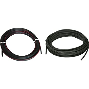Polycab Solar 6 sq.mm FR XLPO UV Cable (10 m, Red and Black)