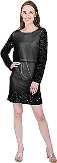 Women's Polymesh A-Line Midi Dress